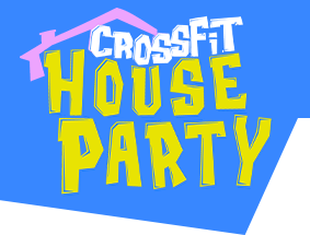 CrossFit House Party in Clifton Park NY